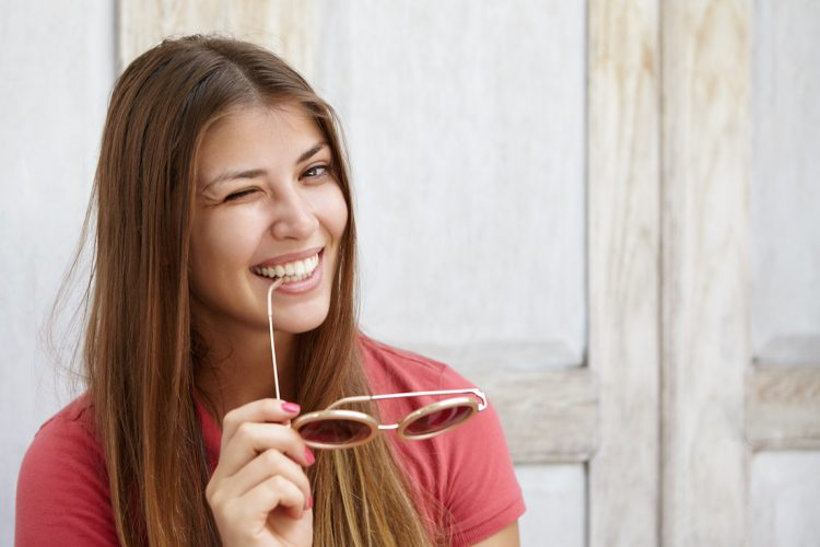 reconocer un diseño de sonrisa