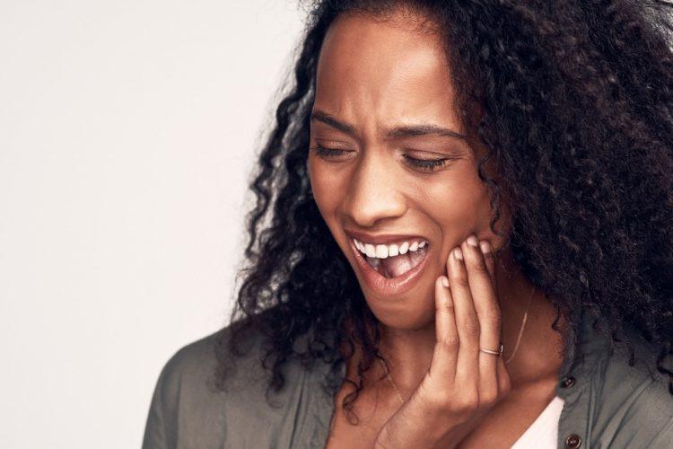 dolor de dientes por caries